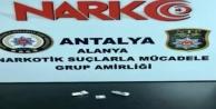 Alanya#039;da uyuşturucu operasyonu: 5 gözaltı