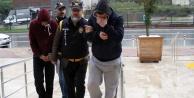 Alanyada aranan 11 şüpheli gözaltına alındı