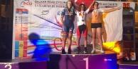 Alanyalı Azize Balkan Şampiyonu oldu