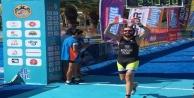 Antalyasporlu triatletler Avrupa Kupasında