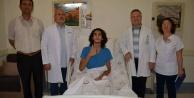 Bu ameliyat Alanya#039;da ilk kez yapıldı