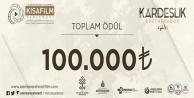 Bu yarışmanın ödülü 100.000 Türk Lirası
