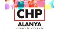 Alanya CHP Gençlik'ten örnek davranış