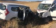 Feci kazada 16 kişi yaralandı