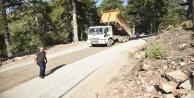 Gören Yaylası#039;nda asfalt sevinci