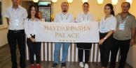 Haydarpasha Palace ikram teşekkürü