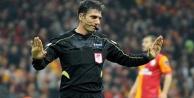 Kasımpaşa- Alanyaspor maçında Özgür Yankaya düdük çalacak