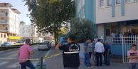 Komşudaki kavgada jandarma astsubay silahla yaralandı
