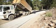 Muhtardan Yücel#039;e asfalt teşekkürü