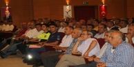 Okul servisi şoförlerine seminer