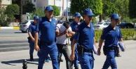 Otel hırsızları Alanya Cezaevi#039;nde