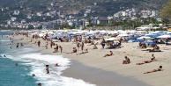 Zil çaldı plajlar turistlere kaldı