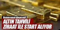 Ziraat Bankası Alanya  Şubesi Altın Tahviline  başladı
