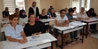 Alanya Asmek üç kurs için ek kayıt açıldı