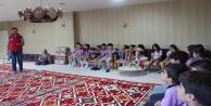 Alanya Gençlik Merkezi, Parlayüksel İlkokulu#039;nu ağırladı