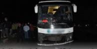 Alanya otobüsü kaza yaptı: 2 ölü var
