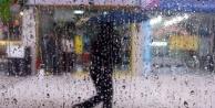 Alanya#039;ya sonbaharın ilk yağmuru