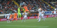 Alanyaspor 0 - Antalyaspor 1