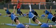 Alanyaspor, Antalyaspor#039;a hazırlanıyor