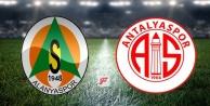 Alanyaspor  bugün Antalyaspor ile mücadele edecek