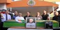 Alanyaspor#039;dan Ahmet Usta#039;ya son görev