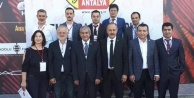 Antalya GC Alanyalı başkanla yola devam dedi