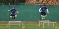 Aytemiz Alanyasporda Antalyaspor maçı hazırlıkları