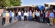 MHP pazarda halkı dinledi