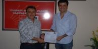Özçelik, Gazipaşa Belediye Başkanlığına aday oldu