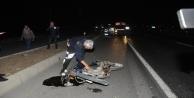 Üç motosikletli aynı yerde aynı şekilde  öldü
