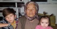 Yaşlı kadın yanarak feci şekilde can verdi