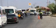 32 sürücüye 37 bin 327 lira ceza kesildi