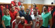 Alanya Belediyespor#039;un Elma mutluluğu