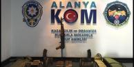 Alanya#039;da düğünde kaleşnikoflu havaya ateşe 3 gözaltı