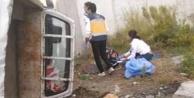 Alanya#039;da feci kaza: 2 yaşındaki çocuk öldü, 2 yaralı var
