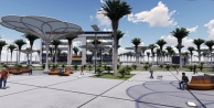 Alanya#039;da Kent Meydanı Projesi sosyal medyada tartışmaya açıldı