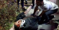 Alanya#039;da motor sürücüsü ağır yaralandı