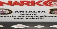 Alanya#039;da uyuşturucu operasyonu: Biri kadın üç gözaltı var