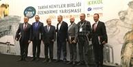 Alanya Sedre Av Köşküne başarı ödülü