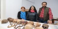 Alanyada 7 bin yıllık toplu mezar kalıntıları bulundu