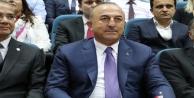 Alanyalı Bakan Çavuşoğlu#039;na ALKÜ#039;den fahri doktora unvanı