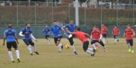 Alanyaspor#039;da Kayserispor hazırlığı sürüyor