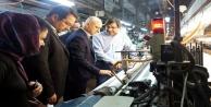 Antalya OSB sanayicileri iranda