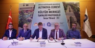 Antalyada cemevi protokolü imzalandı