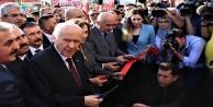 Bahçeli, MHP Antalya il binasını açtı