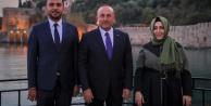 Çavuşoğlu'ndan partililerle adaylık buluşması