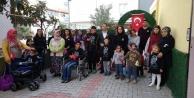 Günışığı Rehabilitasyon Merkezi Ata#039;mızı unutmadı
