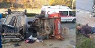 Alanya#039;da korkunç kaza