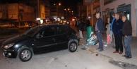 Manavgatta trafik kazası: 1 yaralı