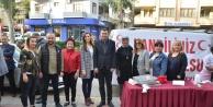 MHP#039;den vatandaşa lokma ikramı